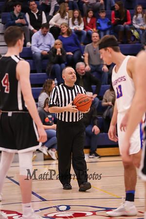 2020-2-28 WHS Boys Basketball vs Bedford