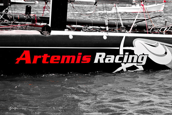 America's Cup World Series Newport, RI 2012