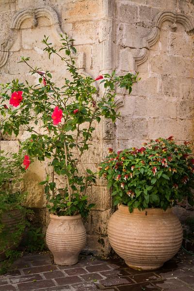 Crete Pots