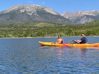 8/1 kayak tours