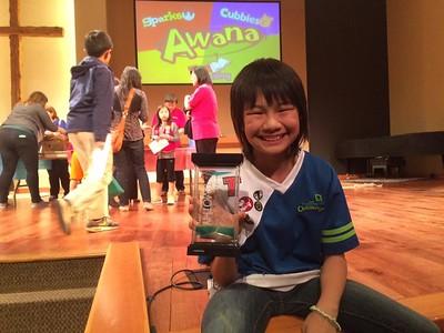 AWANA Awards