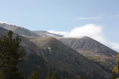 Quandry Peak, 2008