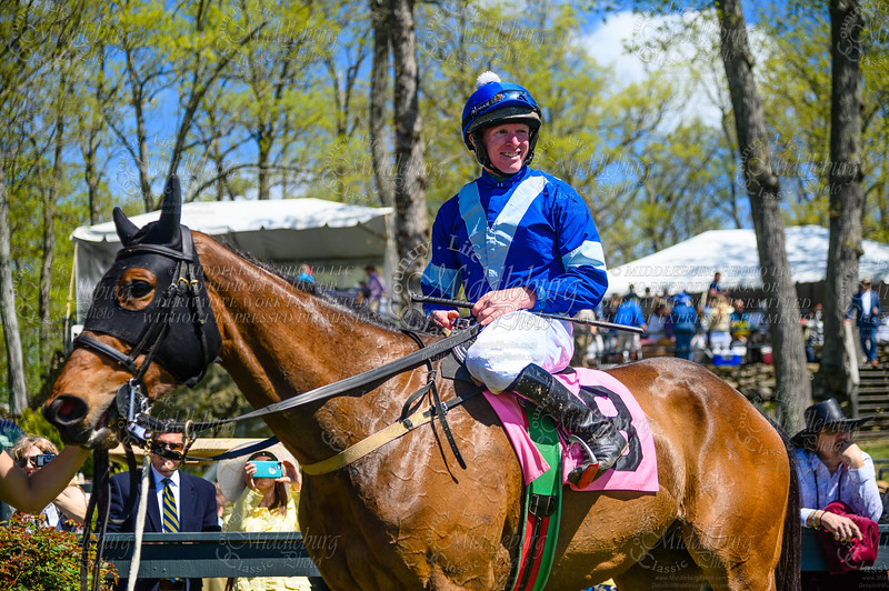 Race 4 The Virginia Equine Alliance Maiden HurdleRun in Memory of Paul R. Fout