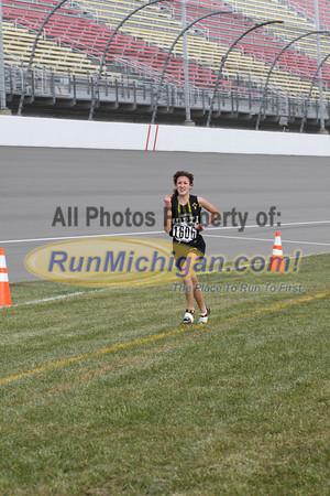 3 Miles, D3 Girls - 2012 MHSAA LP XC Finals