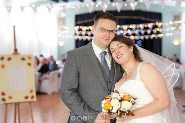 Mr & Mrs A Hall