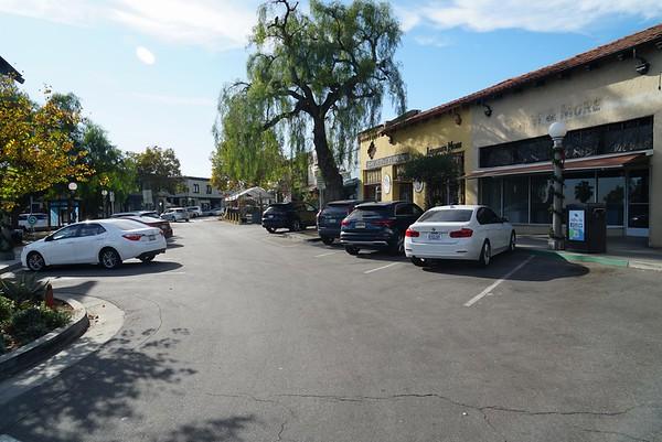 Quaint Main Street