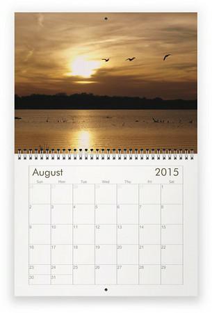2015 Nature Wall Calendar