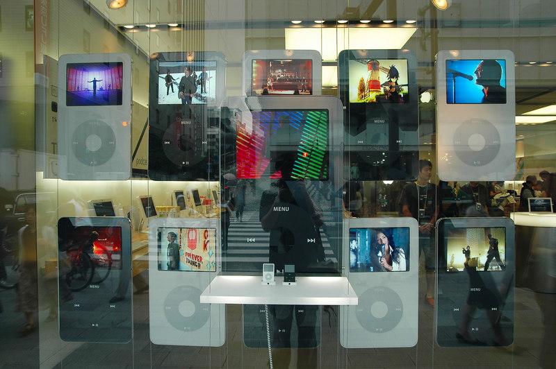 帶領蘋果邁向顛峰的關鍵--iPod