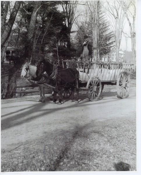 New England Ice Wagon