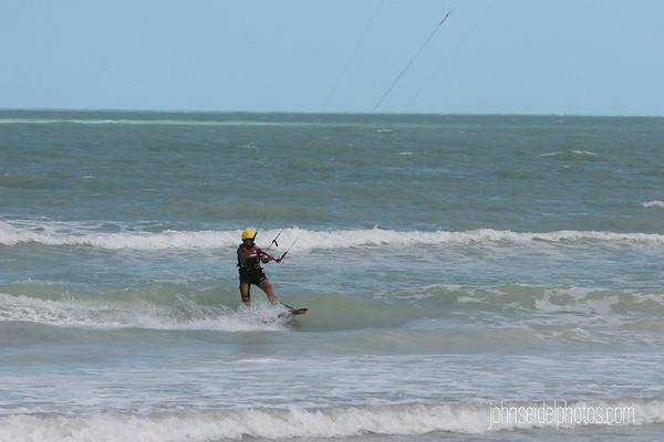 Kite Boarding El Cuyo
