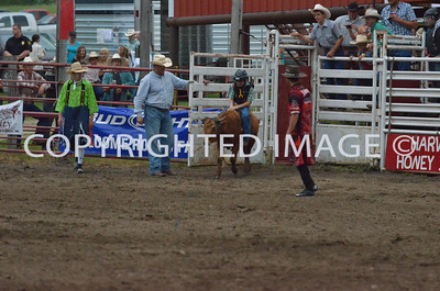 Youth Steer Riding 06-22-13