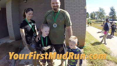 Pictures: Your First Mud Run in Raleigh North Carolina 10/9/2016