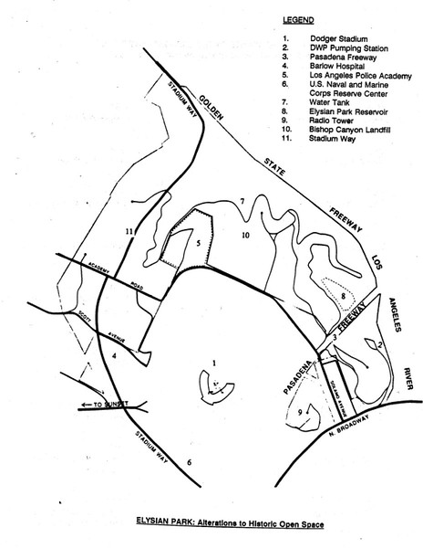 1990, Alterations Map