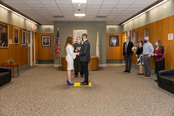Derrick and Emily - Ceremony