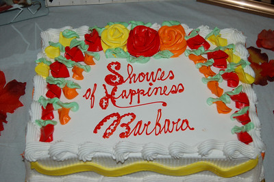 Barbara's Shower NJ
