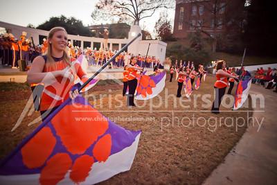 Clemson vs South Carolina - Photos by Christopher Sloan