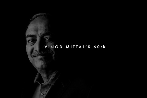 Vinod Mittal's 60th Birthday