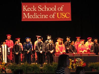 Daniel's Graduation - Keck School of Medicine of USC - May 18, 2013