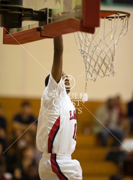 2009-11-20 Basketball Varsity Boys SJS @ Lamar