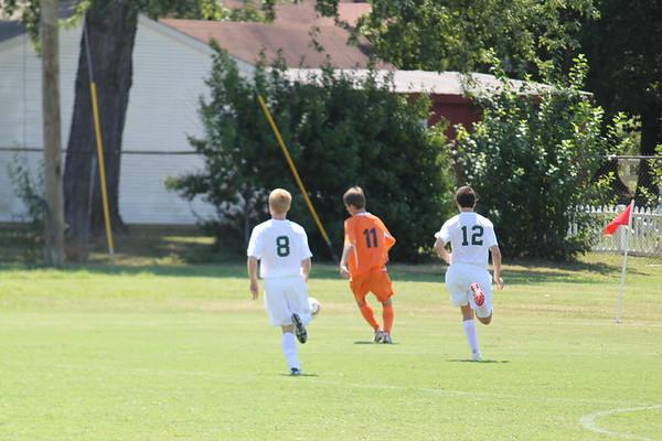 OCHS Soccer vs Grayson County