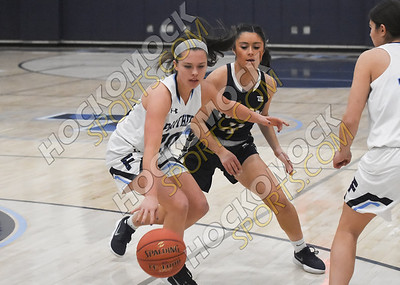 Franklin - Foxboro Girls Basketball 1-21-20