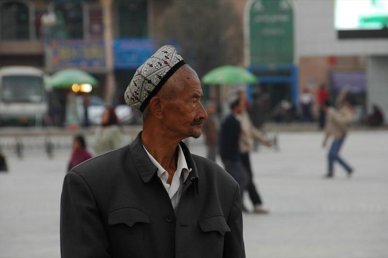 Uighur Man - Kashgar, China