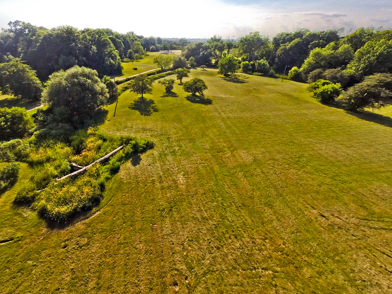 High-noon Summer at the Park 16 : Aerial Photography from Project Aerospace