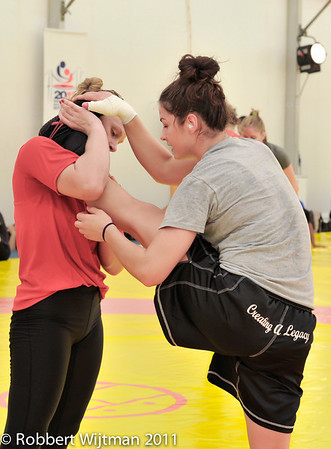 US woman team training in Istanbul