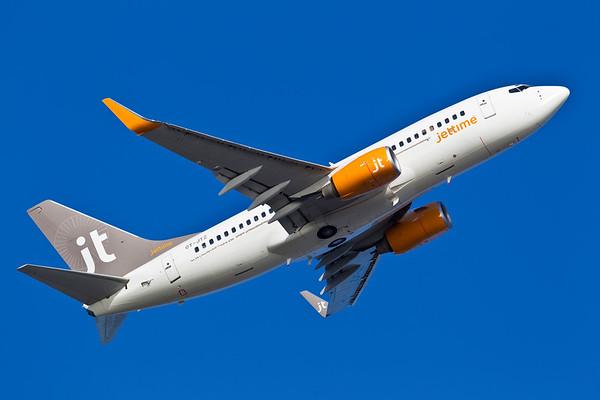 OY-JTZ - Boeing 737-73S