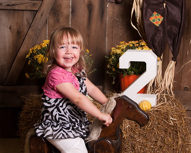Arieanna 2 Year Pictures