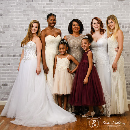 2019-12-17 CWS David's Bridal Photo Session