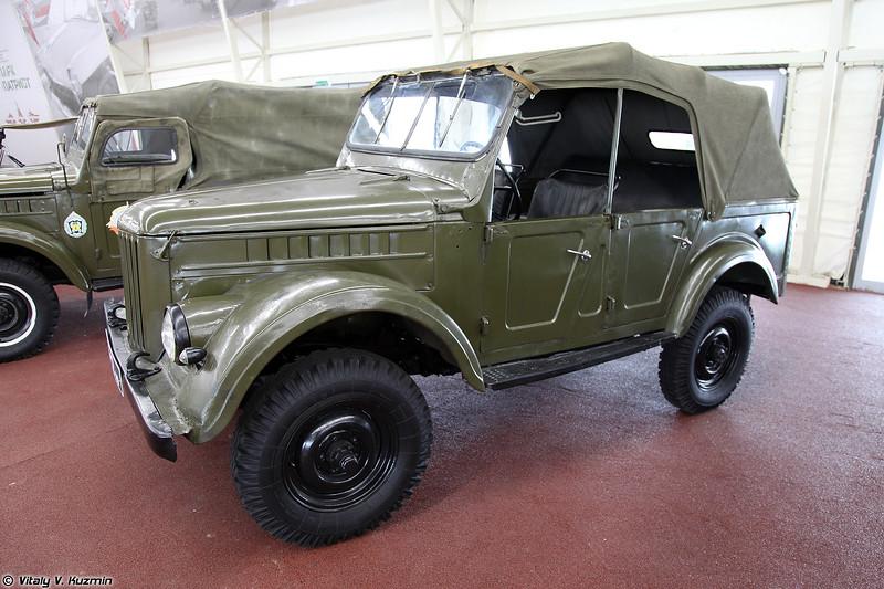 ГАЗ-69А (GAZ-69A)