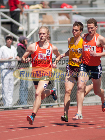 Men's 1500 - 2014 Ernie Mousseau Invite