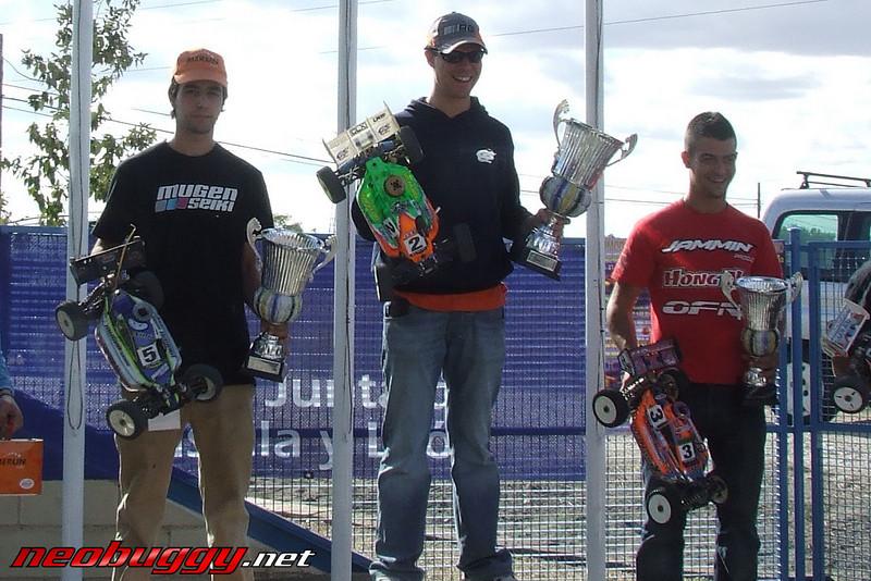 Rd 4 2009 Spanish Nationals
