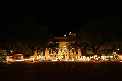 Courthouse Lights