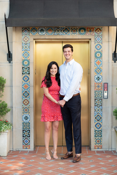 Baylee and Ryan Engagements