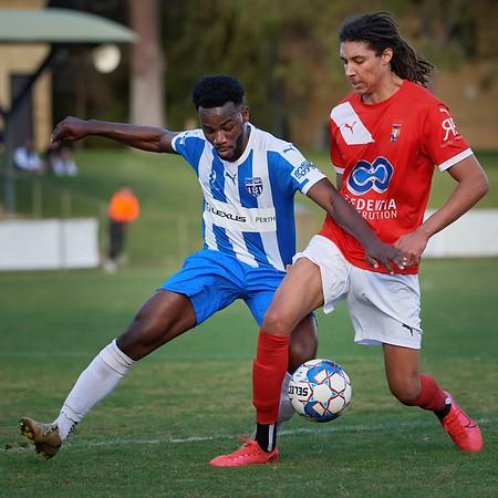 ECU Joondalup SC v Floreat Athena FC