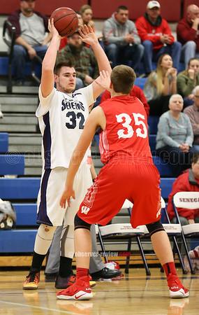 Watkins Glen Basketball 2-2-18