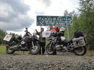 Alaska Ride 2010