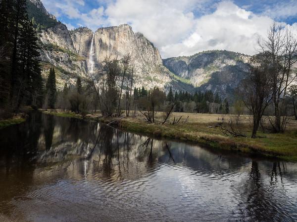 Yosemite Fall daytrip