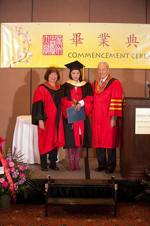 Graduation - Milpitas March  2011 - Diplomas
