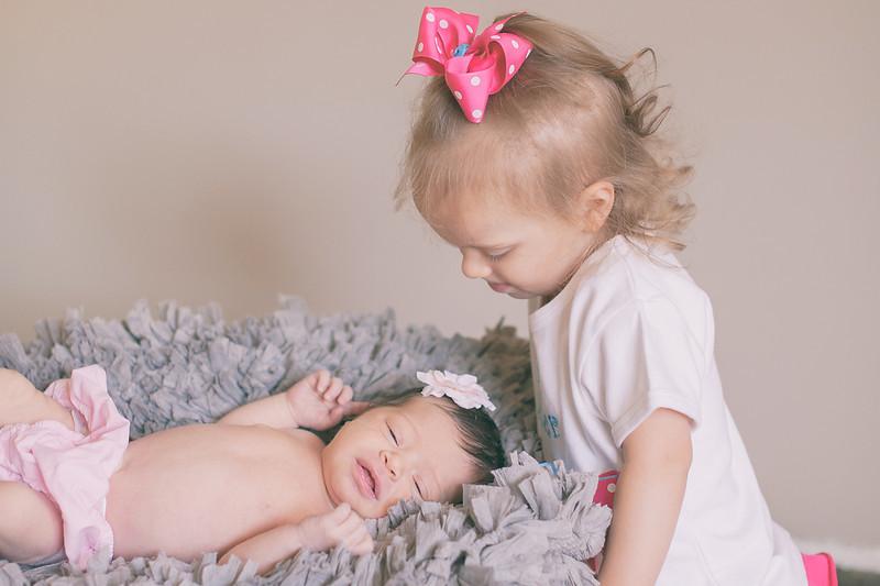 Johnson newborn session