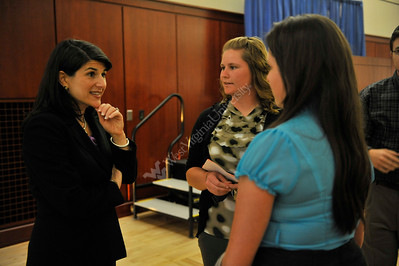 28228 WVU College Of Business  Economics Lara Hernandez Lecture March 2012