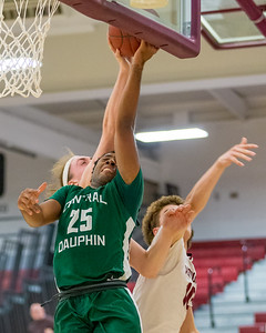 2020-01-21 | Boys HSBB | Central Dauphin @ Altoona