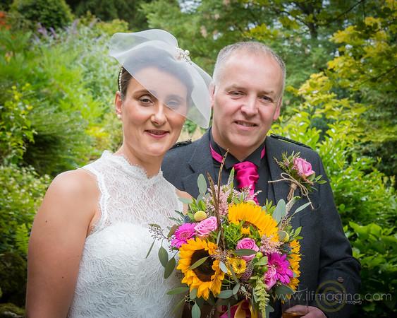 Adrienne & Alistair's Wedding
