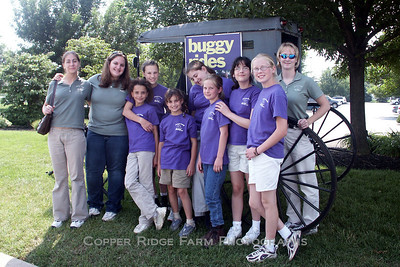 Copper Ridge Farm Camp 2004