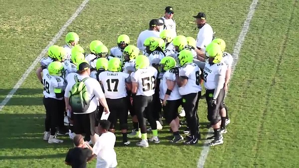 4-6-2019 - Phoenix Phantomz vs Ventura County Wolfpack Football Game