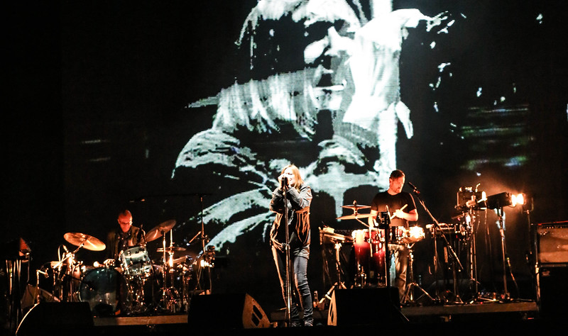 PORTISHEAD, ART LOOP FESTIVAL , Sapot, Poland,  2014