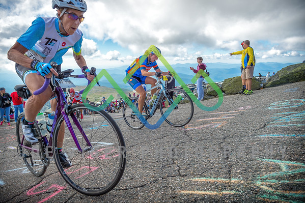 2016 Mt Washington Auto Road Bicycle Hillclimb