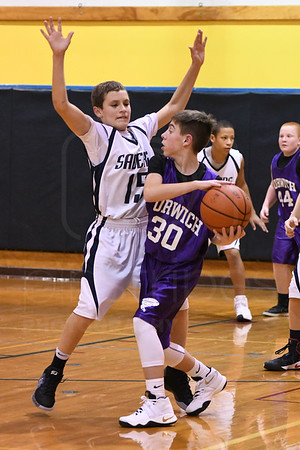 Norwich Modified Basketball at Sus Valley
